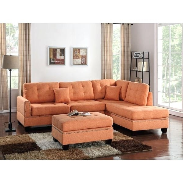 Featured Photo of Haven Blue Steel 3 Piece Sectionals