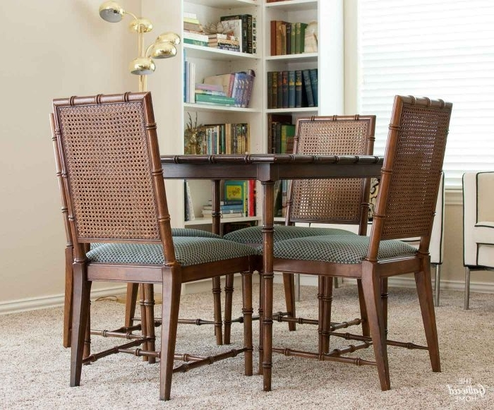 Most Recently Released How To Fix A Sagging Dining Chair Seat – The Gathered Home Intended For Dining Room Chairs Only (View 17 of 20)