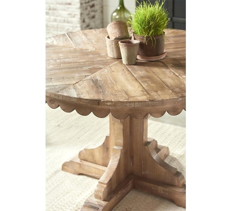Most Recently Released Magnolia Table – Rileywranglers Throughout Magnolia Home Top Tier Round Dining Tables (View 10 of 20)