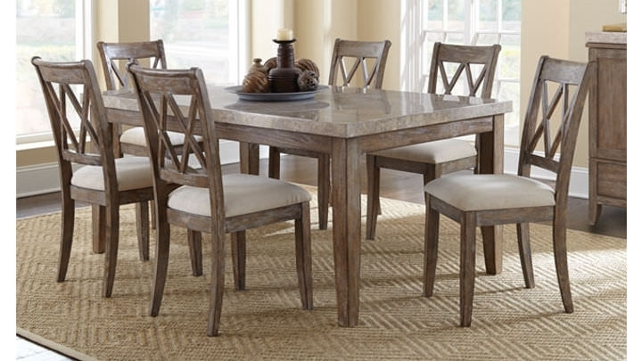 Most Recently Released Partridge 7 Piece Dining Sets In Choosing The Right 7 Piece Dining Set – Goodworksfurniture (View 11 of 20)