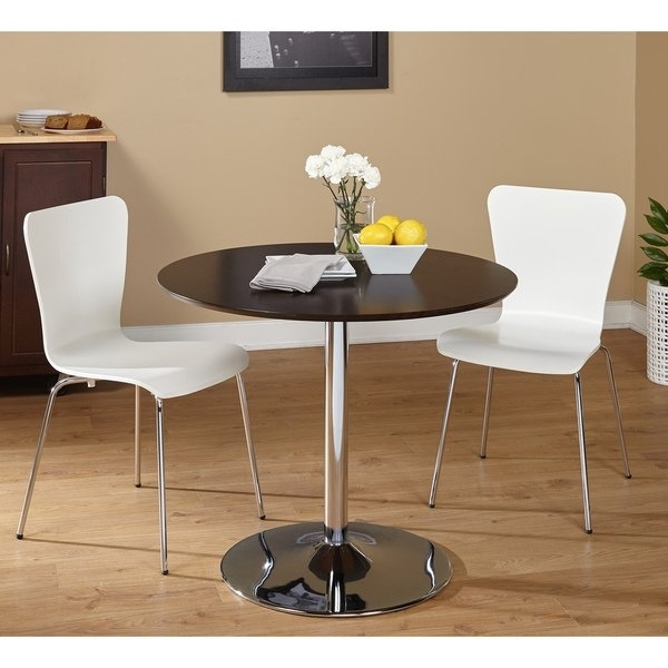 Most Recently Released Pisa Dining Tables Pertaining To Shop 3 Piece Pisa Dining Set – Free Shipping Today – Overstock (View 11 of 20)