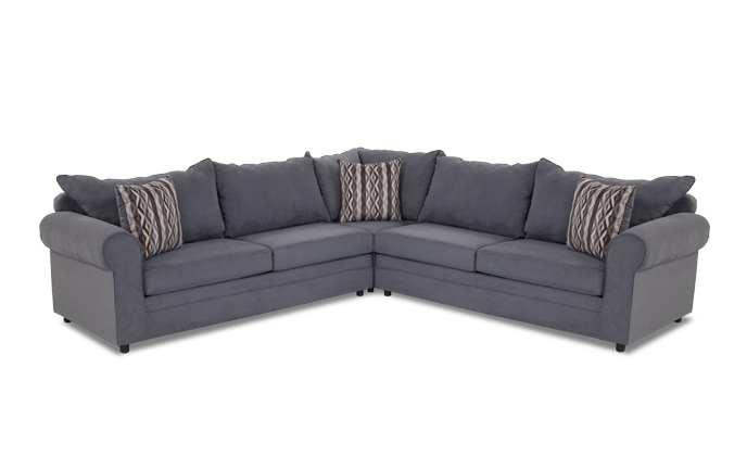 Most Recently Released Sierra Down 3 Piece Sectionals With Laf Chaise Throughout Venus 4 Piece Left Arm Facing Sectional (View 10 of 15)
