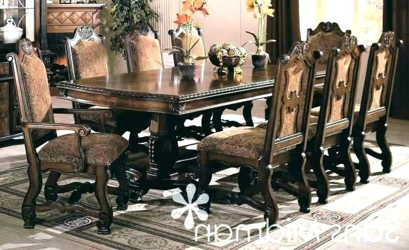 Most Up To Date 10 Seat Dining Table Dining Tables Seat Dining Table Chair Room Set With Regard To Dining Tables Set For  (View 15 of 20)