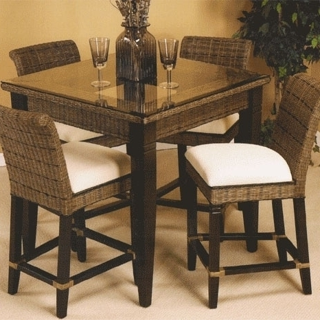 Most Up To Date Bali Dining Room Collection Regarding Bali Dining Sets (View 15 of 20)