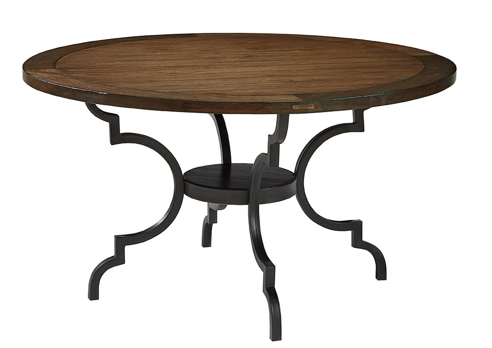 Most Up To Date Breakfast Table – Magnolia Home Intended For Magnolia Home Breakfast Round Black Dining Tables (View 14 of 20)