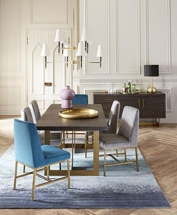 Most Up To Date Cambridge Dining Tables For Cambridge Dining Furniture Set, 7 Pc (View 5 of 20)