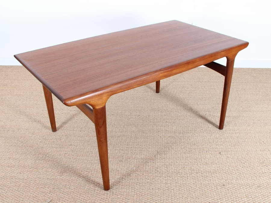 Most Up To Date Danish Dining Tables Inside Mid Century Modern Danish Dining Table In Teakjohannes Andersen (View 14 of 20)