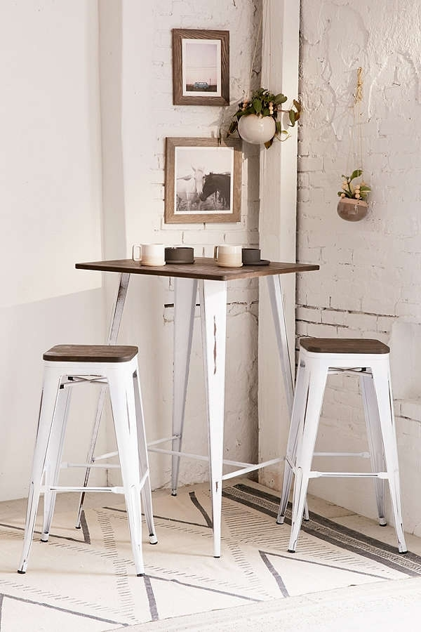 Most Up To Date Dining Tables For Two Within Twenty Dining Tables That Work Great In Small Spaces – Living In A (View 12 of 20)