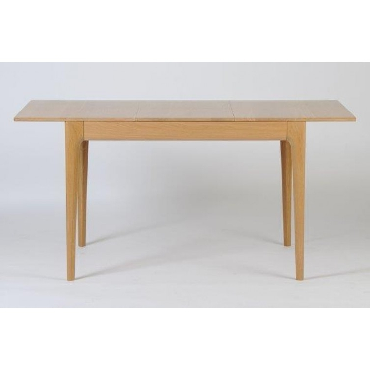 Most Up To Date Ercol 2640 Romana Small Extending Dining Table Inside Small Extending Dining Tables (View 16 of 20)