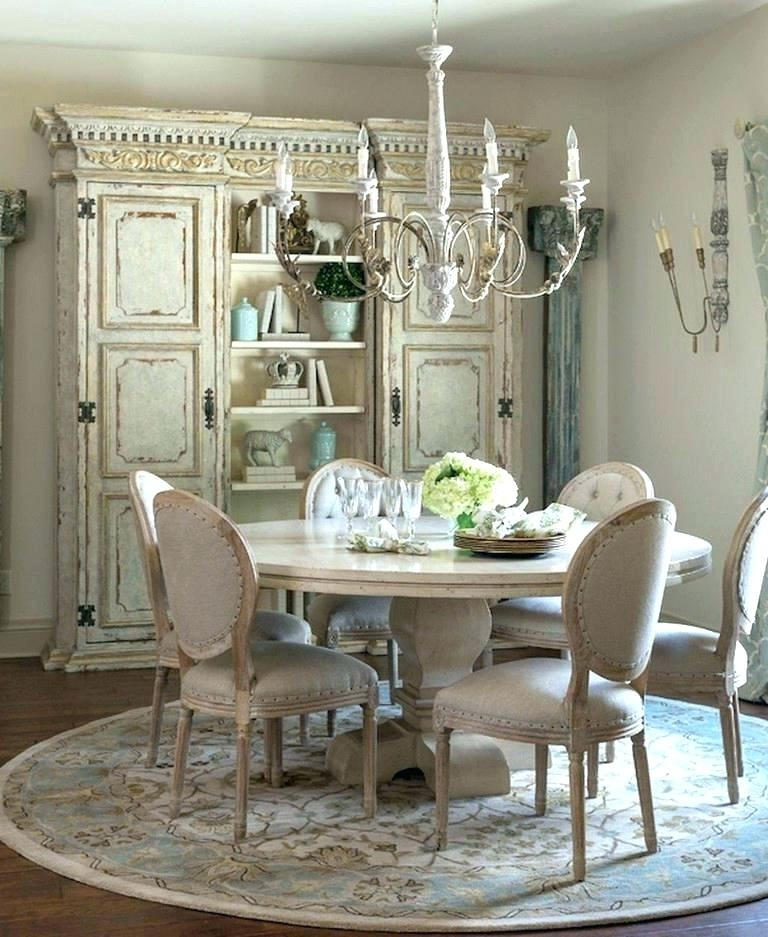 Most Up To Date French Country Dining Tables Throughout French Dining Rooms French Style Dining Tables And Chairs French (View 16 of 20)