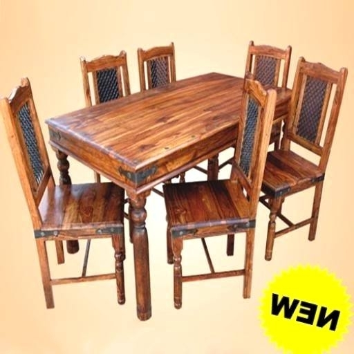 Most Up To Date Indian Wood Dining Tables With Smart Indian Wood Dining Table Interesting Ideas Sheesham Dining (View 15 of 20)