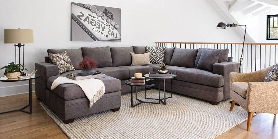 Featured Photo of Kerri 2 Piece Sectionals With Raf Chaise