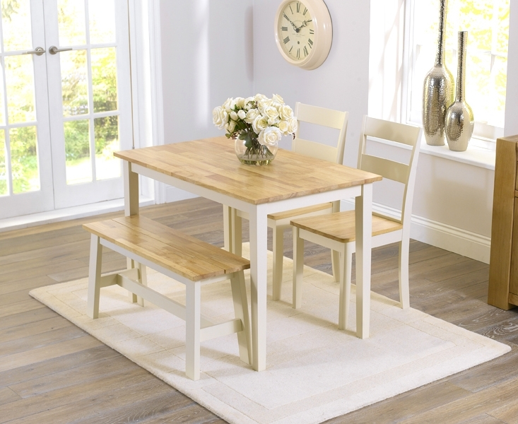 Most Up To Date Lovable Dining Table And Bench Set 28 Dining Room Tables With Pertaining To Dining Tables And 2 Benches (View 15 of 20)