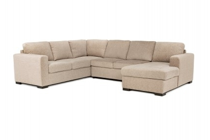 Most Up To Date Meyer 3 Piece Sectionals With Raf Chaise Regarding Sectional Sofas (View 11 of 15)