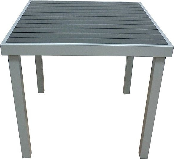 Most Up To Date Non Wood Dining Tables With Outdoor Dining Tables From The Duval Range – Cafe Reality (View 8 of 20)
