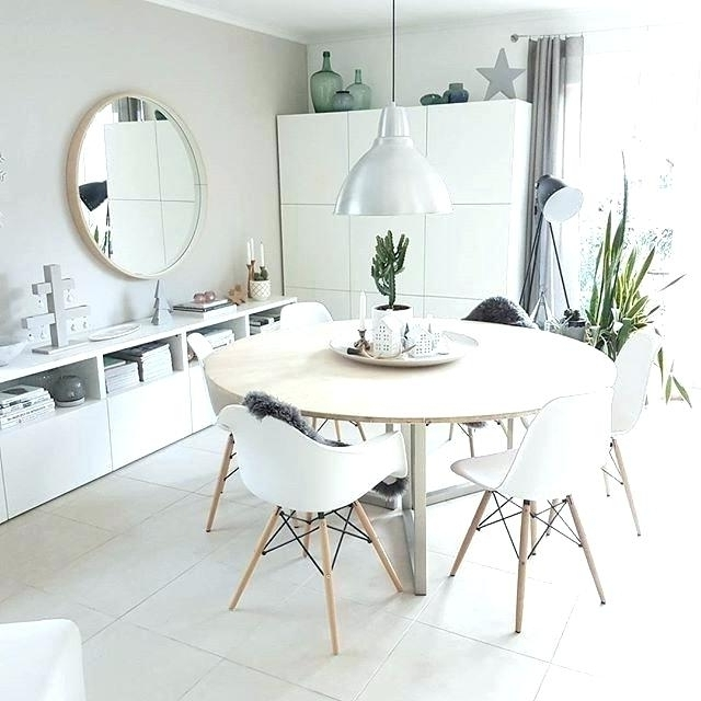 Most Up To Date Partitions Ikea Round Dining Table Set With Leaf Within Ikea Round Dining Tables Set (View 15 of 20)