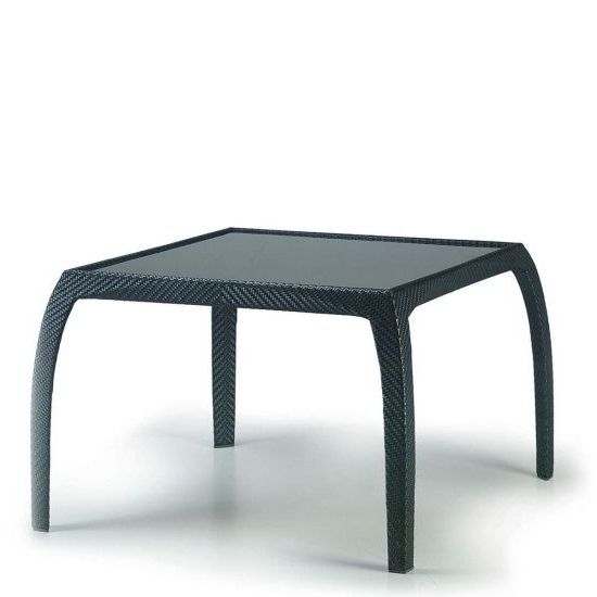 Most Up To Date Phoenix Dining Tables Inside Phoenix Dining Table Square – Carbon (View 11 of 20)