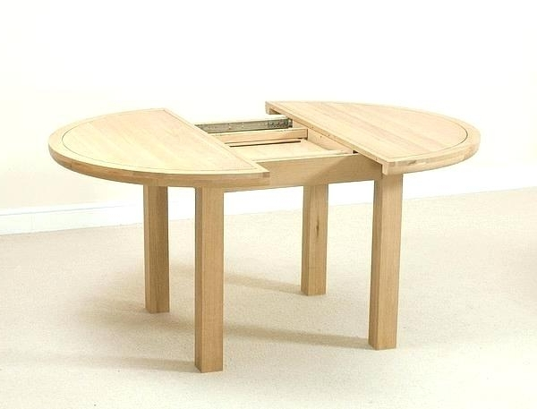 Most Up To Date Round Extendable Dining Tables Within Round Expandable Dining Table Splendid Round Extendable Dining Table (View 5 of 20)