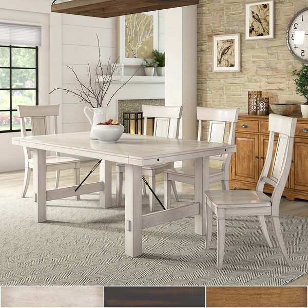 Most Up To Date Shop Nora Turnbuckle Extending Dining Tableinspire Q Classic Pertaining To Nora Dining Tables (View 7 of 20)