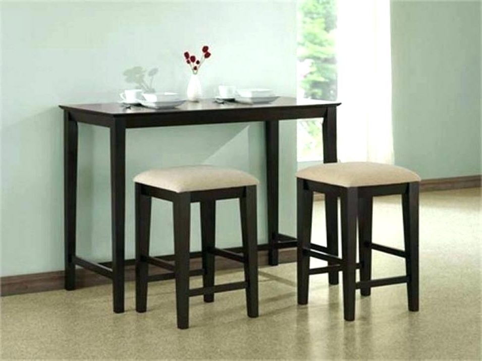 Most Up To Date Small Two Chair Dining Set – Bienmaigrir With Dining Tables And Chairs For Two (View 15 of 20)