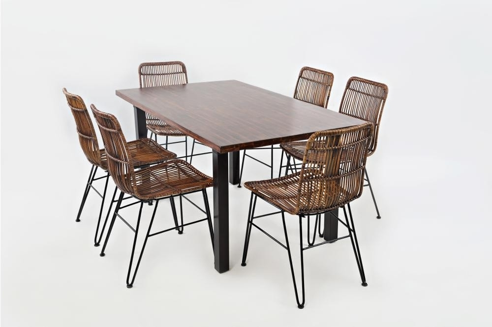 Most Up To Date Urban Dweller Dining Table With Six Chairs Inside Dining Tables And Six Chairs (View 16 of 20)