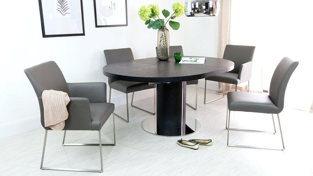 Most Up To Date White Round Extendable Dining Tables Regarding White Round Extending Dining Table Surprising Small Round Extendable (View 20 of 20)