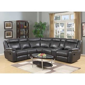 Mountain Inside Marcus Chocolate 6 Piece Sectionals With Power Headrest And Usb (View 13 of 15)