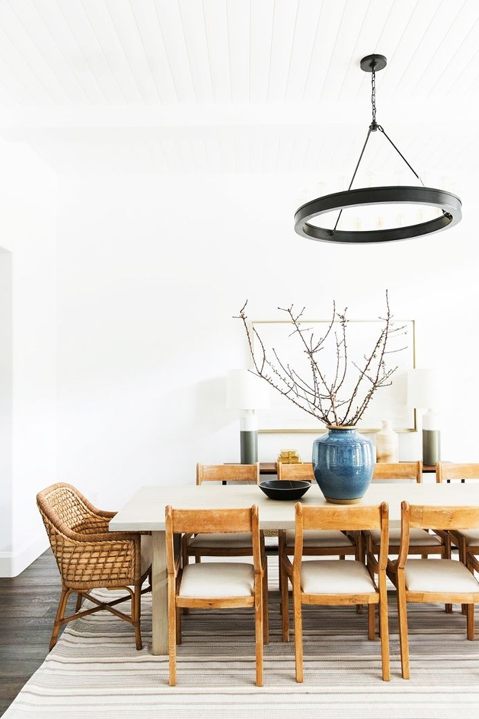 Mydomaine Within Market 6 Piece Dining Sets With Host And Side Chairs (View 14 of 20)