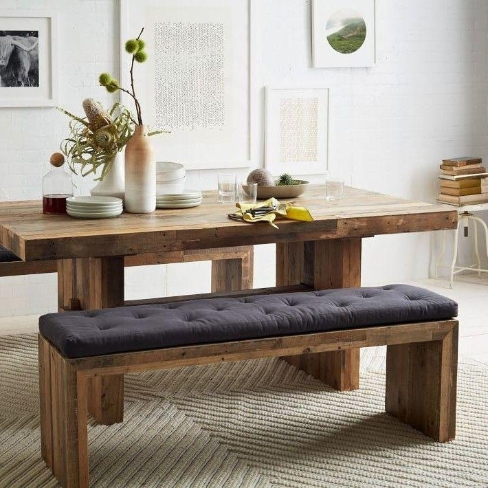 Narrow Dining Table With Bench Thin Room Tables Skinny Rectangular In 2018 Thin Long Dining Tables (View 15 of 20)