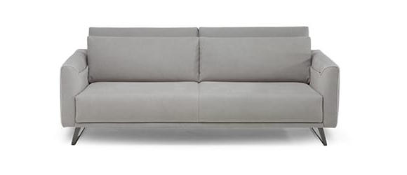 Natuzzi Italia With Regard To London Optical Reversible Sofa Chaise Sectionals (View 15 of 15)