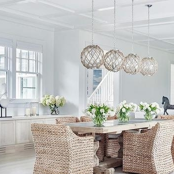 Newest 4 Lights Over Dining Table Design Ideas For Lamp Over Dining Tables (View 10 of 20)
