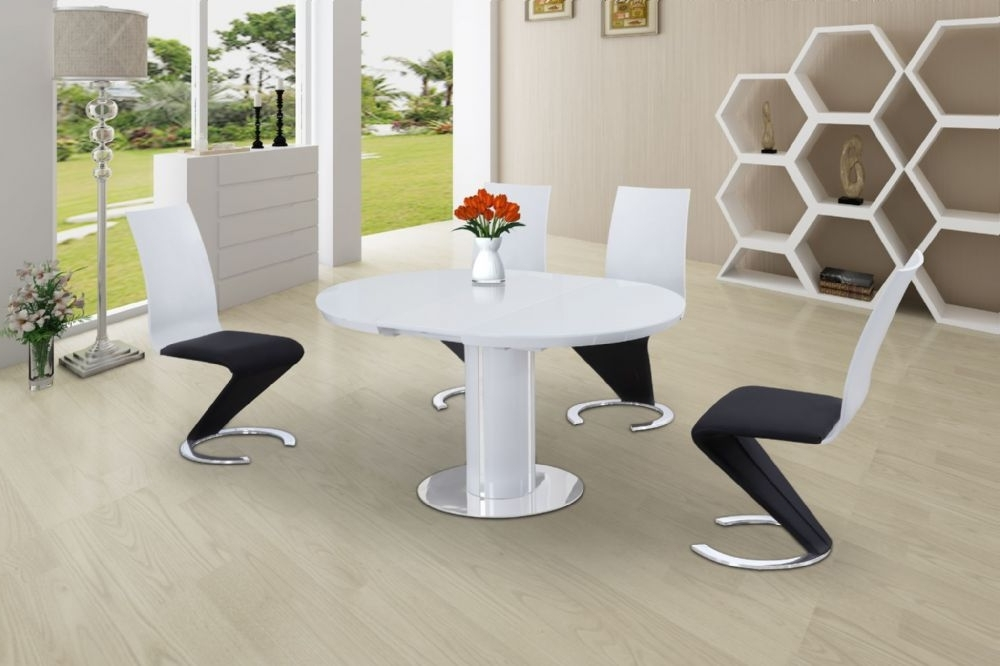 Newest Buy Small Round Extendable Dining Table Today With Regard To Small White Extending Dining Tables (View 9 of 20)