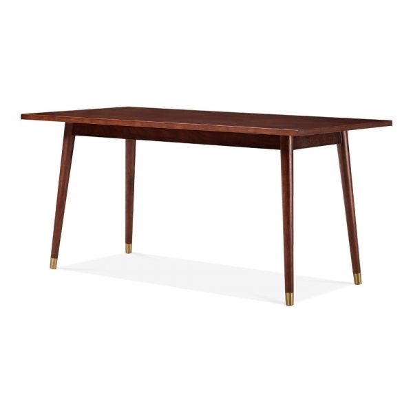 Newest Dawson Dining Tables Within Dawson Rectangle Dining Table Walnut 180Cm (Gallery 14 of 20)