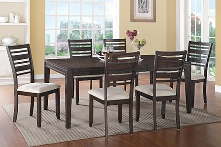 Newest Dining Room Furniture In Hilo, Hi (Gallery 7 of 20)