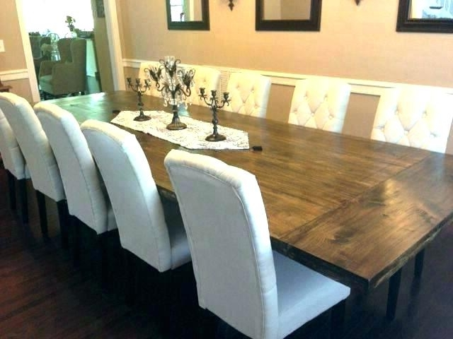 Newest Extra Large Dining Tables Charming Large Modern Dining Table Slab Pertaining To Big Dining Tables For Sale (View 3 of 20)