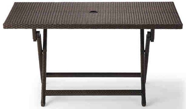 Newest Folding Outdoor Dining Tables Within 20 Varieties Of Rectangular Folding Outdoor Dining Tables (Gallery 2 of 20)