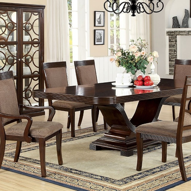 Newest Formal Dining Sets – Furniture Decor Showroom Within Sleek Dining Tables (View 14 of 20)