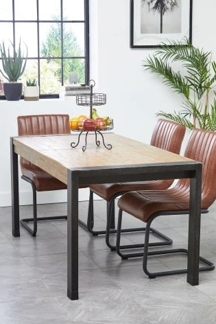 Newest Jaxon 6 Piece Rectangle Dining Sets With Bench & Uph Chairs For Buy Hudson 6 – 8 Extending Dining Table From The Next Uk Online Shop (Gallery 20 of 20)