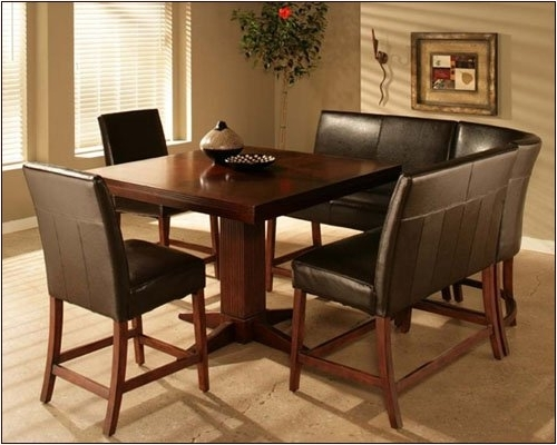 Newest Kitchen Dining Sets With Regard To An Overview Of Kitchen Dining Sets – Bestartisticinteriors (Gallery 10 of 20)