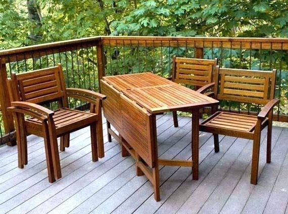 Newest Outdoor Dining Table Plans Outdoor Rustic Furniture Furniture Inside Folding Outdoor Dining Tables (Gallery 14 of 20)