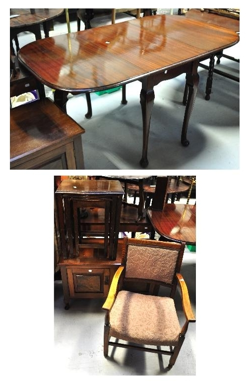 Newest Partridge Dining Tables Regarding Adam Partridge Auctioneers – The Liverpool Saleroom : A Mahogany (View 10 of 20)