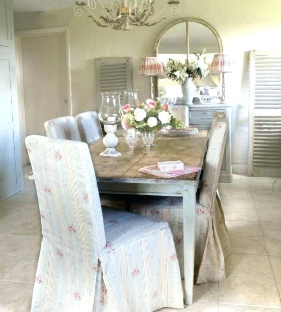 Newest Shabby Chic Dining Chairs – Coreshots (View 20 of 20)