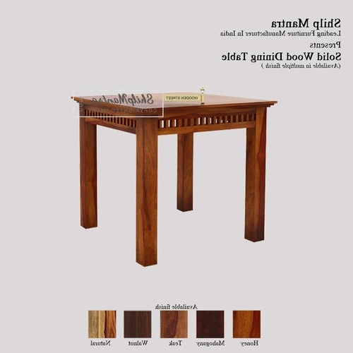 Newest Shilp Mantra Teak & Walnut And Natural (View 12 of 20)