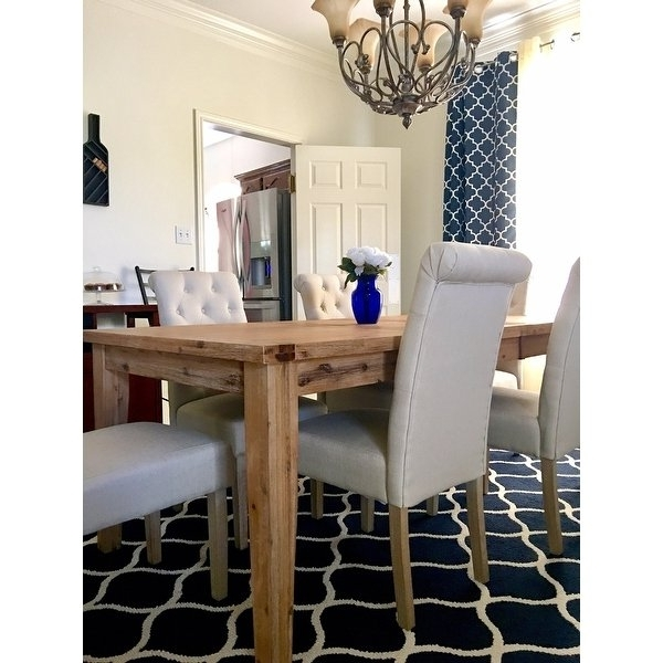 Newest Shop Alpine Aspen Extension Dining Table – Free Shipping Today Intended For Aspen Dining Tables (View 18 of 20)
