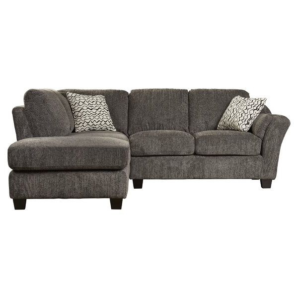 Newest Sierra Down 3 Piece Sectionals With Laf Chaise Intended For Sectionals & Sectional Sofas (Gallery 12 of 15)