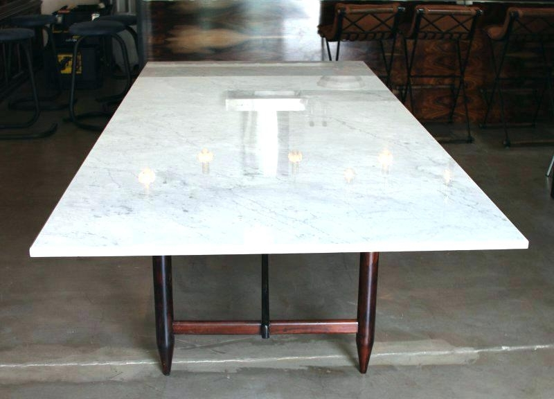Newest Solid Marble Dining Tables Regarding Solid Marble Dining Table Solid Top Dining Table Exquisite Design (View 9 of 20)