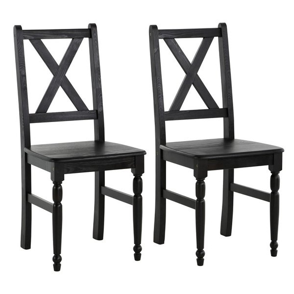Noah Dining Tables For Well Known Shop Noah Dining Chairs (Set Of 2) – Free Shipping Today – Overstock (View 15 of 20)