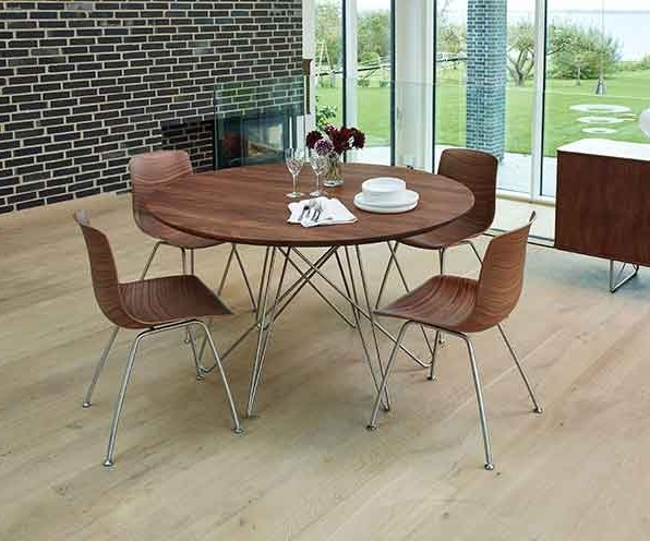 Non Wood Dining Tables (Gallery 5 of 20)