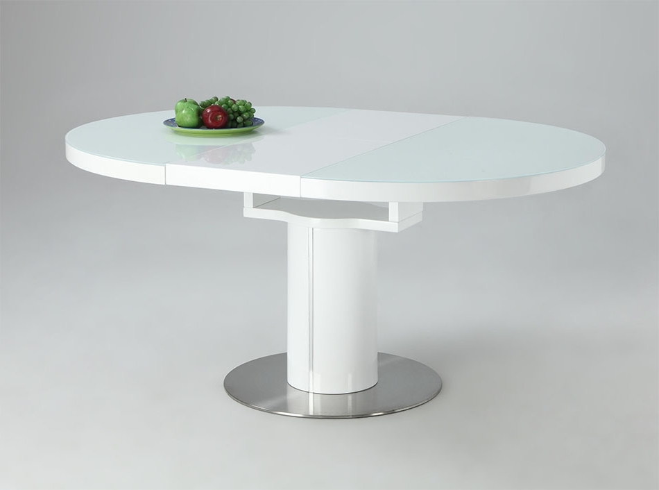 Nora Dining Tables With Most Current Nora Extendable Dining Tablechintaly (Gallery 12 of 20)