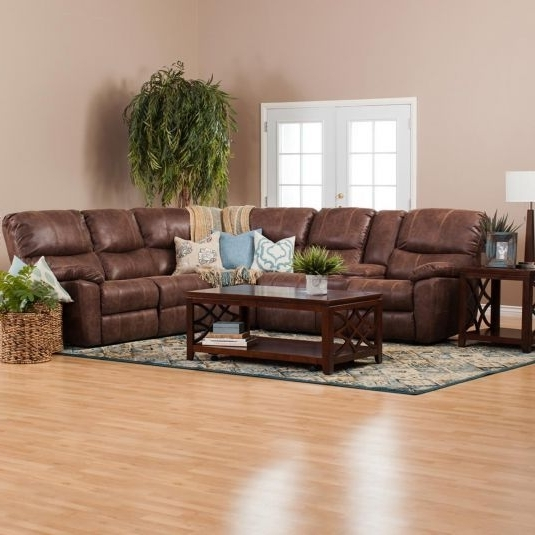 Norfolk Chocolate 6 Piece Sectionals With Laf Chaise Within Most Recent The Whole Family Can Settle In And Get Comfortable On The Rosh (View 7 of 15)